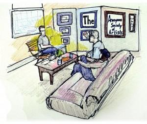 Jackson's Garage Meeting