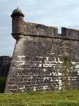 A corner bastion
