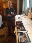 Michael with donated prints