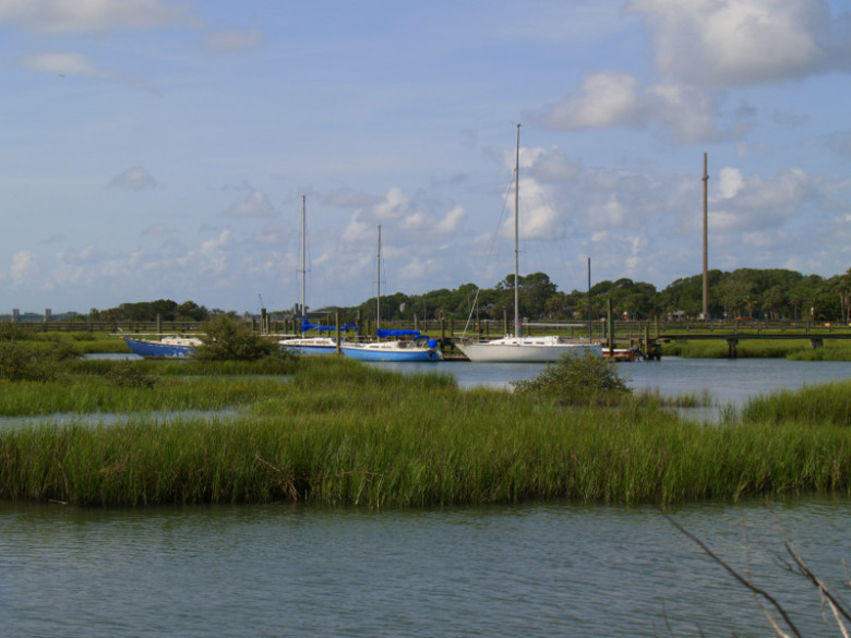 Second Sunday at Vilano Boat Ramp