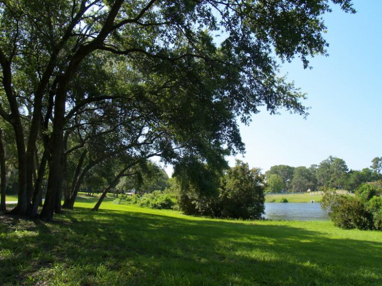 Sunday Session at North Holiday Lake