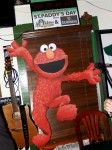 Elmo is so happy to see you!