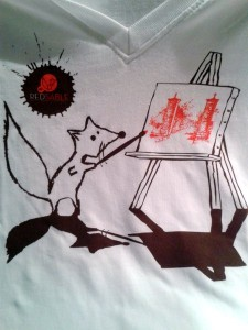 Red Sable T-Shirt