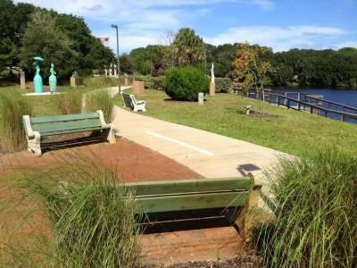Lakeside Park for Thursday