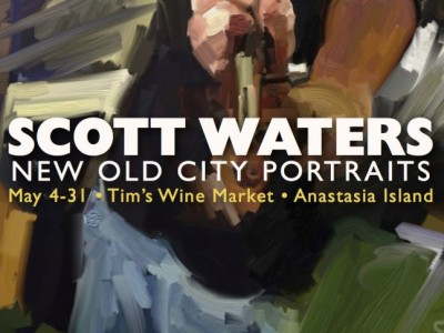 New Old City Portraits – Scott Waters – May 4-31