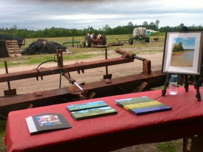 Sowing at at KYV Farms in St. Augustine – First Coast Fresh's Farm Stroll