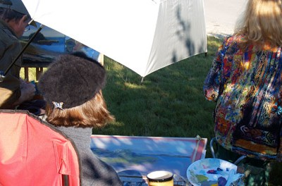 Plein Air Painting Sessions