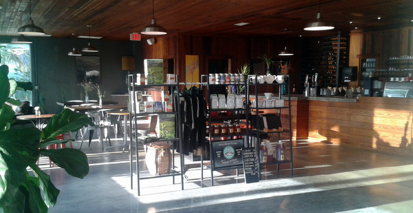 Sunday May 26, DOS Coffee Bar
