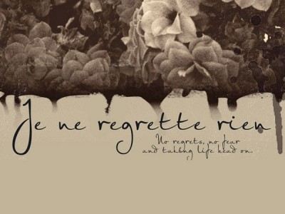 "The Red Sable's ""Je ne regrette rien"" Exhibit Set for August 31 at DOS"