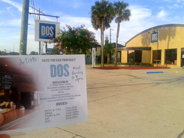Join Us Sunday Afternoon at DOS