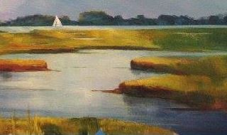 Jim Christley: St. Augustine Seascapes